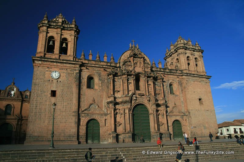 Santo Domingo Cathedral, Cusco