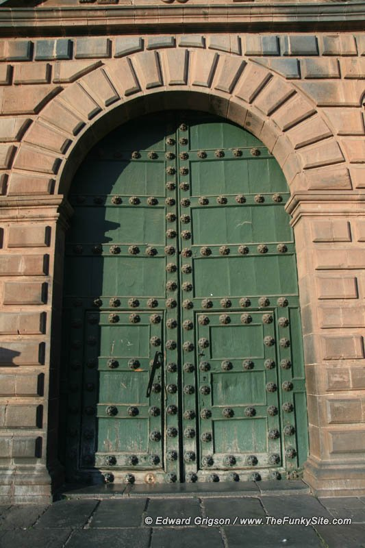 Door to the Cathedral