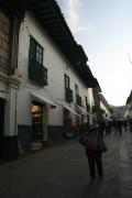 Cusco's old city
