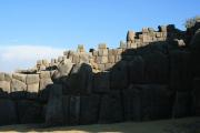 Interlocking stones at Sacsayhuaman