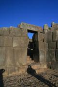 A doorway at Sacsayhuaman