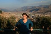 Me overlooking Cusco