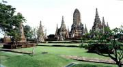 Ayutthuya, the old capital