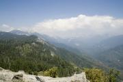The view from Moro Rock