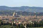 Florence from the hills
