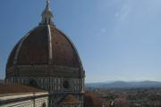 The Duomo seen from the Campanile