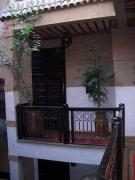 Our riad in the old town