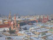 Overlooking Red Square