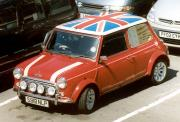 A very British Mini